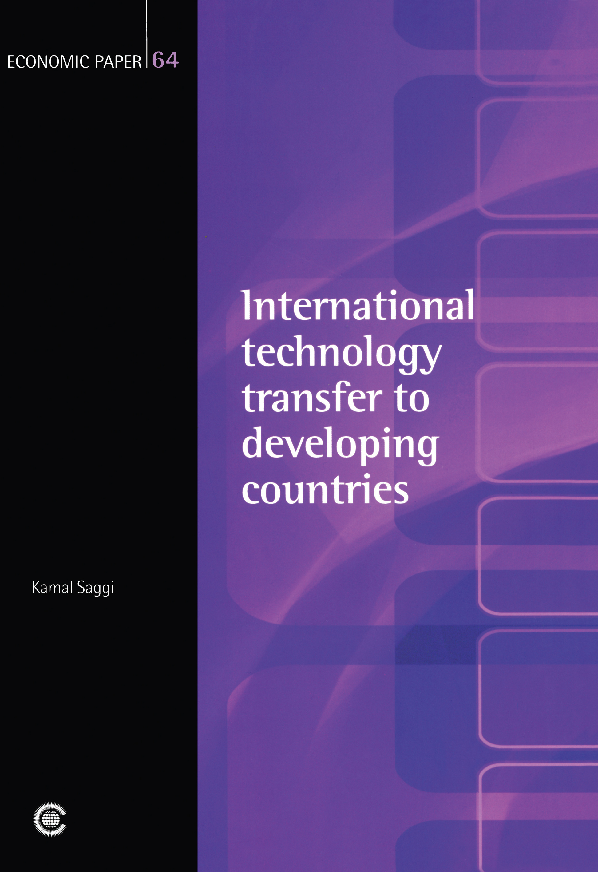 the role of technology in international trade Advantages of technology in international trade technology plays a major role in international trade databases, overnight delivery and faxes have opened the world market to not only larger companies but small ones too.