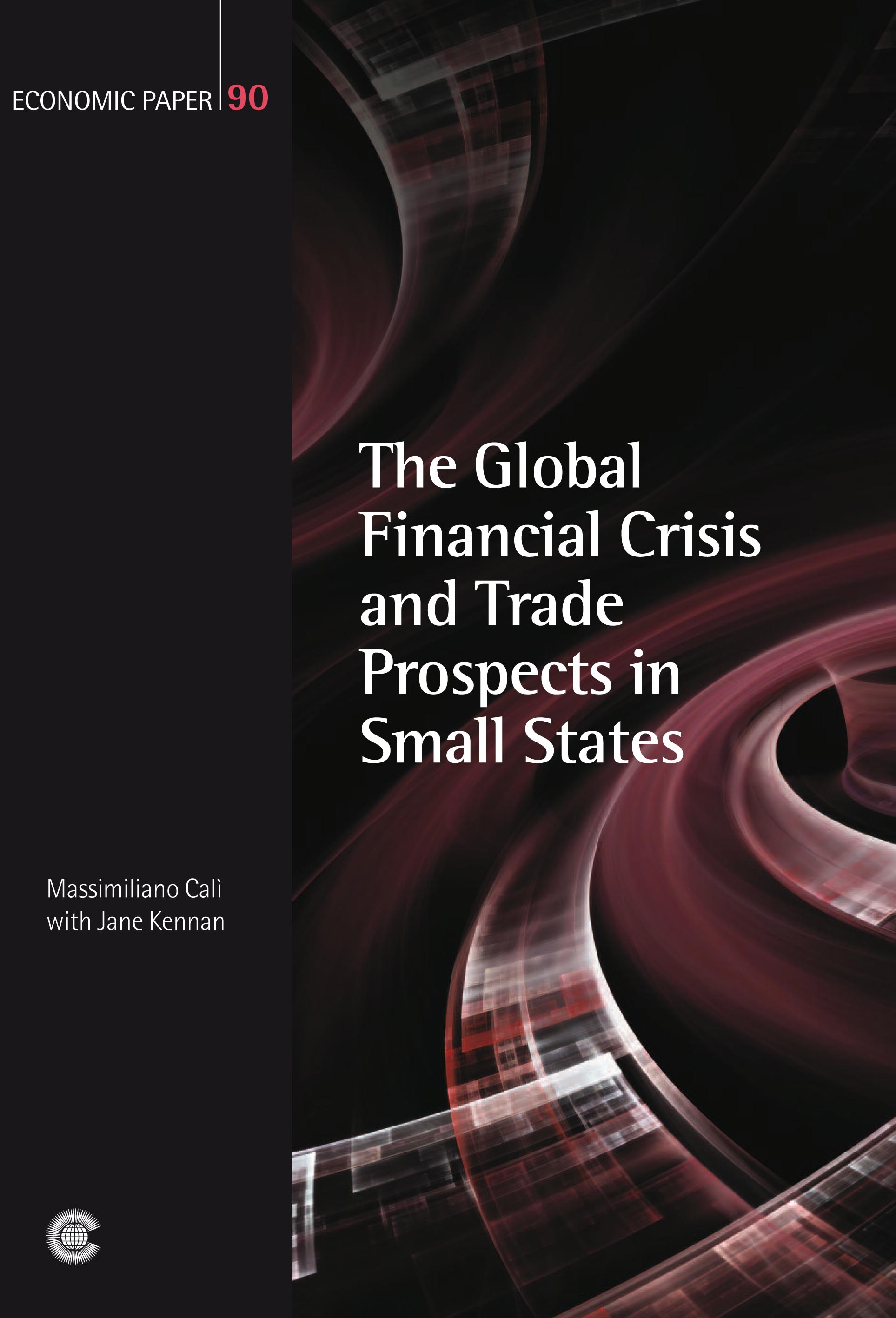 the global financial crisis and the Effects of the global financial crisis on chinese economy china is one of very few countries to escape the world financial crisis and experienced only a mild slowdown in economic activity without a recession.