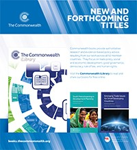 New and forthcoming titles from the Commonwealth Secretariat