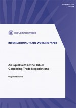 An Equal Seat at the Table: Gendering Trade Negotiations