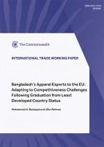 Bangladesh's Apparel Exports to the EU Adapting to Competitiveness Challenges Following Graduation from Least Developed Country Status