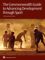 The Commonwealth Guide to Advancing Development through Sport (pdf)