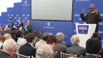 President of Nigeria calls for concerted action against corruption at Commonwealth conference