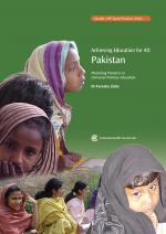 Achieving Education for All: Pakistan