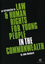 An Introduction to Law and Human Rights for Young People in the Commonwealth