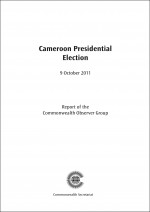 Cameroon Presidential Election, 9 October 2011