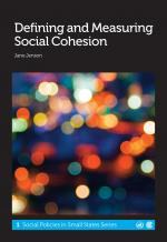 Defining and Measuring Social Cohesion