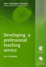 Developing a Professional Teaching Service