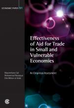 Effectiveness of Aid for Trade in Small and Vulnerable Economies
