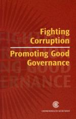 Fighting Corruption, Promoting Good Governance