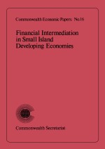 Financial Intermediation in Small Island Developing Economies