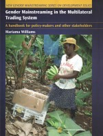 Gender Mainstreaming in the Multilateral Trading System