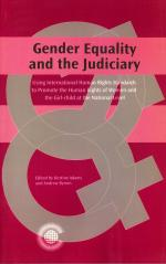 Gender Equality and the Judiciary