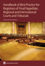 Handbook of Best Practice for Registrars of Final/Appellate, Regional and International Courts and Tribunals