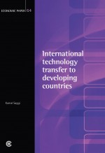 International Technology Transfer to Developing Countries