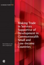 Making Trade in Services Supportive of Development in Commonwealth Small and Low-income Countries