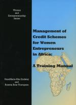 Management of Credit Schemes for Women Entrepreneurs in Africa