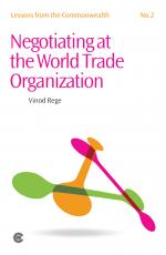 Negotiating at the World Trade Organization