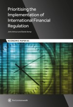 Prioritising the Implementation of International Financial Regulation