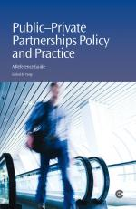 Public–Private Partnerships Policy and Practice