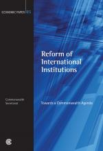 Reform of International Institutions