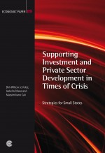 Supporting Investment and Private Sector Development in Times of Crisis