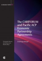 The CARIFORUM and Pacific ACP Economic Partnership Agreements