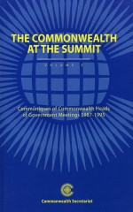 The Commonwealth at the Summit, Volume 2