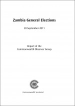 Zambia General Elections, 20 September 2011